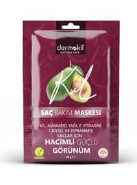 Natural Hair Hair Care Mask 35 Ml. - For Lifeless Hair