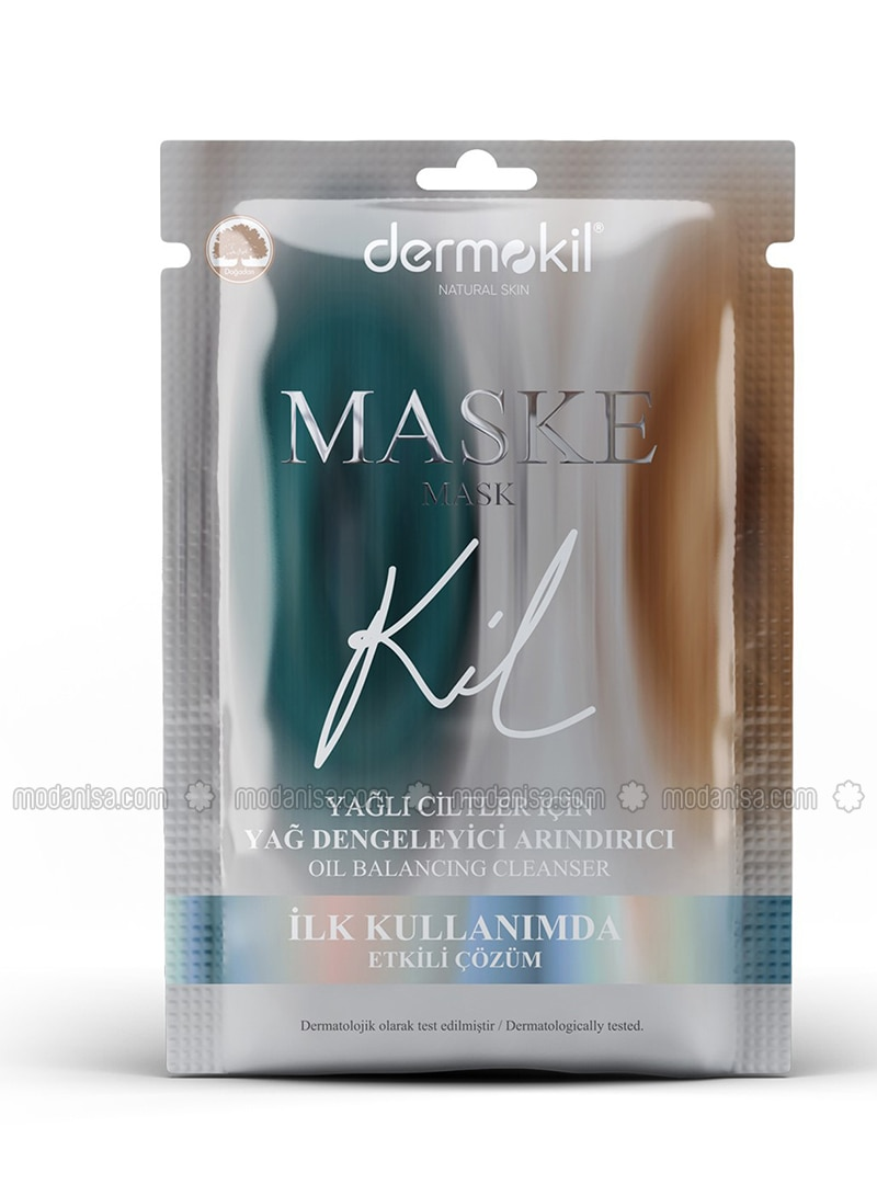 Oil Balancing Purifying Mask For Oily Skin