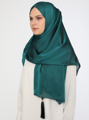 Emerald - Plain - Shawl