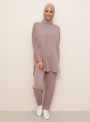 Pink - Unlined - Scuba - Suit