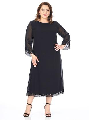 Tenues Et Robes De Soiree Grande Taille Musulmane Pudiques Modestes Modanisa Com