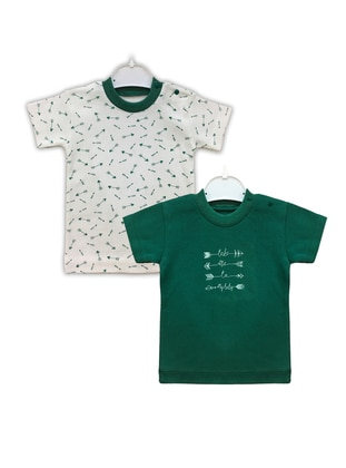 Multi - Green - baby t-shirts