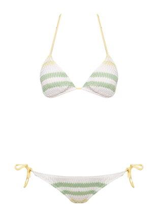 White - Bikini