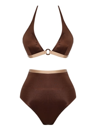 Brown - Bikini - AQUELLA