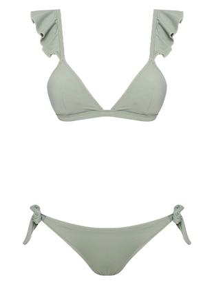 Green - Bikini - AQUELLA