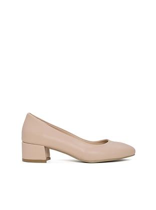 Ecru - High Heel - Heels