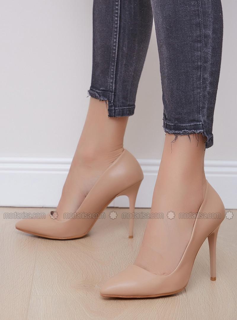 Nude - High Heel - Heels