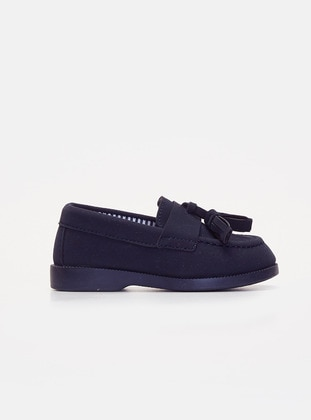 Navy Blue - Home Shoes