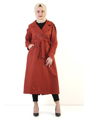 Terra Cotta - Trench Coat