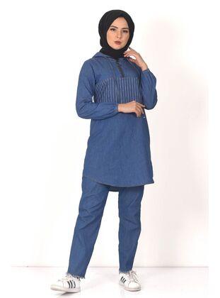Blue - Suit