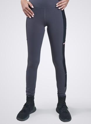 Gray - Gym Leggings