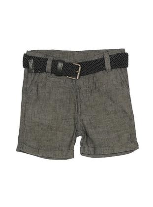 - Anthracite - Boys` Shorts