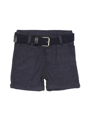 - Navy Blue - Boys` Shorts