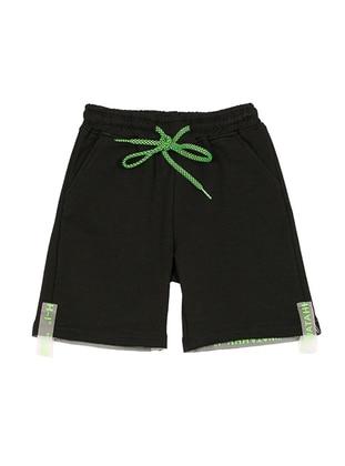 - Green - Boys` Shorts