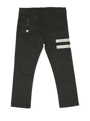 - Black - Boys` Pants
