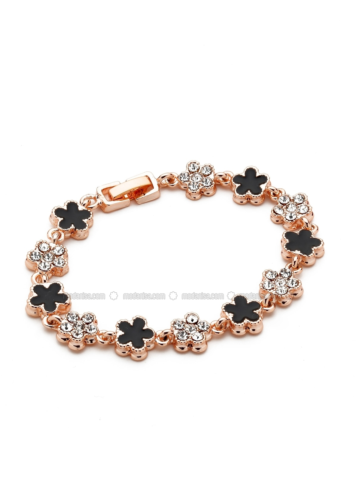 Rose - Pink - Gold - Bracelet
