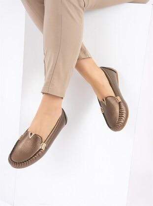 Copper - Casual - Shoes