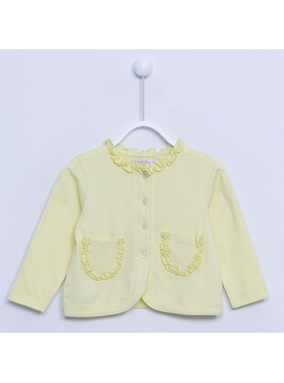 Yellow - Girls` Jacket - Silversun