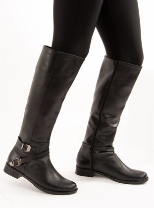 Black - Boot - Boots - Fox Shoes