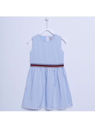 Blue - Girls` Dress - Silversun