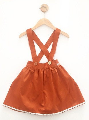 - Cinnamon - Girls` Skirt