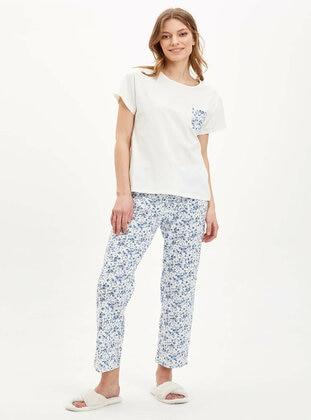 White - Pyjama - DeFacto