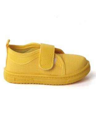Yellow - Boys` Sandals - Sanbe