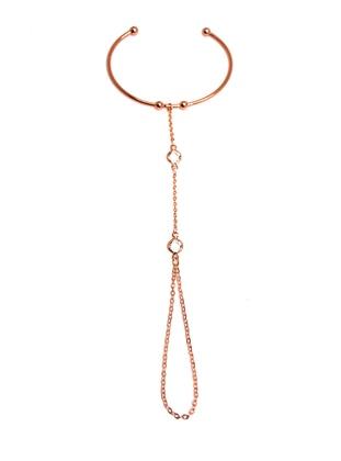 Rose - Hand Chain - Batı Accessories