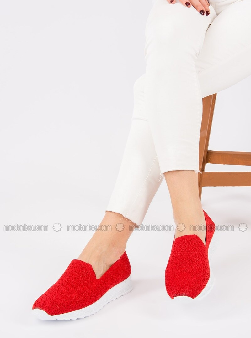 Red - Shoes
