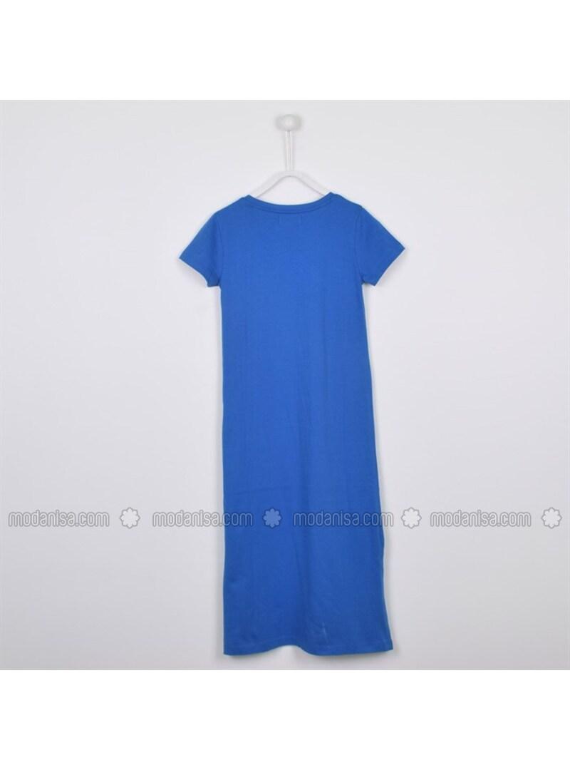 royalblau - kleider mädchen