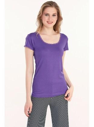 Purple - Blouses