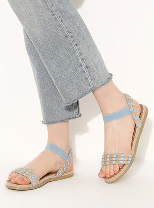 Blue - Sandal - Sandal - Snox