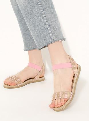 Pink - Sandal - Sandal - Snox