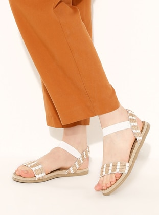 White - Sandal - Sandal - Snox