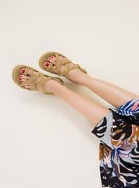 Mink - Sandal