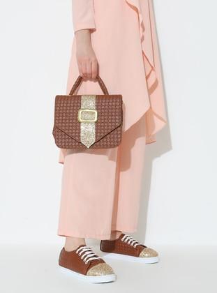 Tan - Casual - Suit