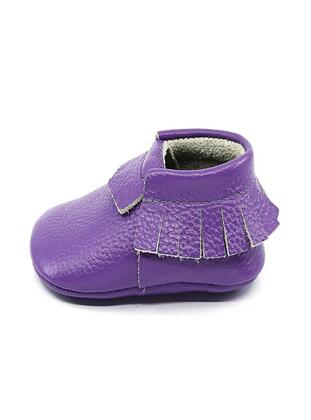 Purple - Baby Shoes