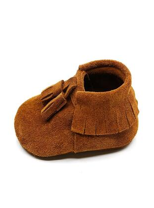 Tan - Baby Shoes