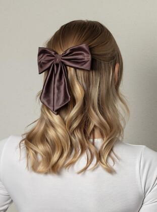 Brown - Hair Accessory