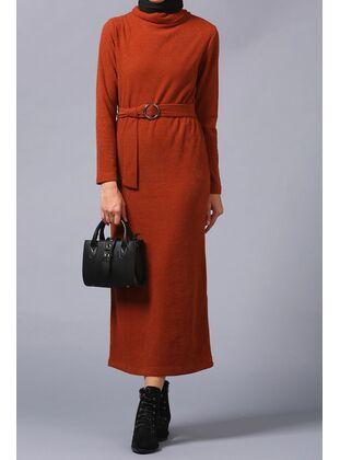 Terra Cotta - Plus Size Dresses