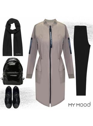Gray - Coat