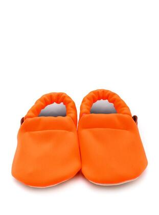 Orange - Baby Shoes