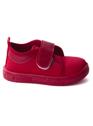 Red - Boys` Sandals - Sanbe