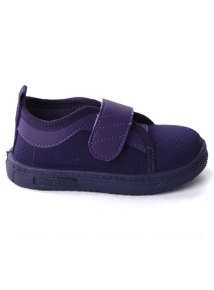 Purple - Boys` Sandals - Sanbe
