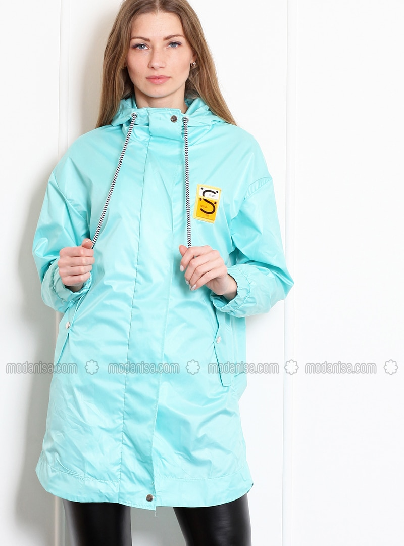Unlined - Polo neck - Acrylic - Puffer Jackets
