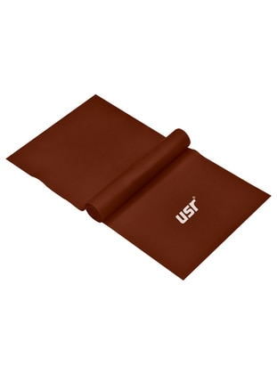 Brown - Heavy Pilates Rubber Stretch Exercise Band