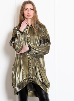 Gold - Unlined - Jacket