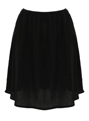 Black -  - Corset