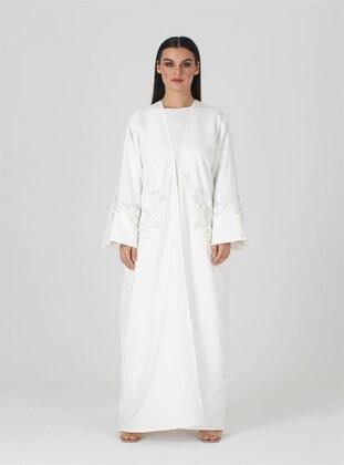 White - Abaya