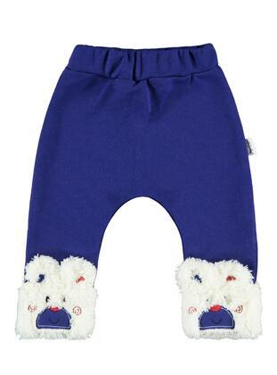 Blue - Baby Bottomwear